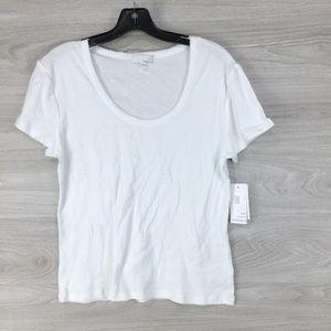 Ten Sixty Sherman White Short Sleeve Shirt